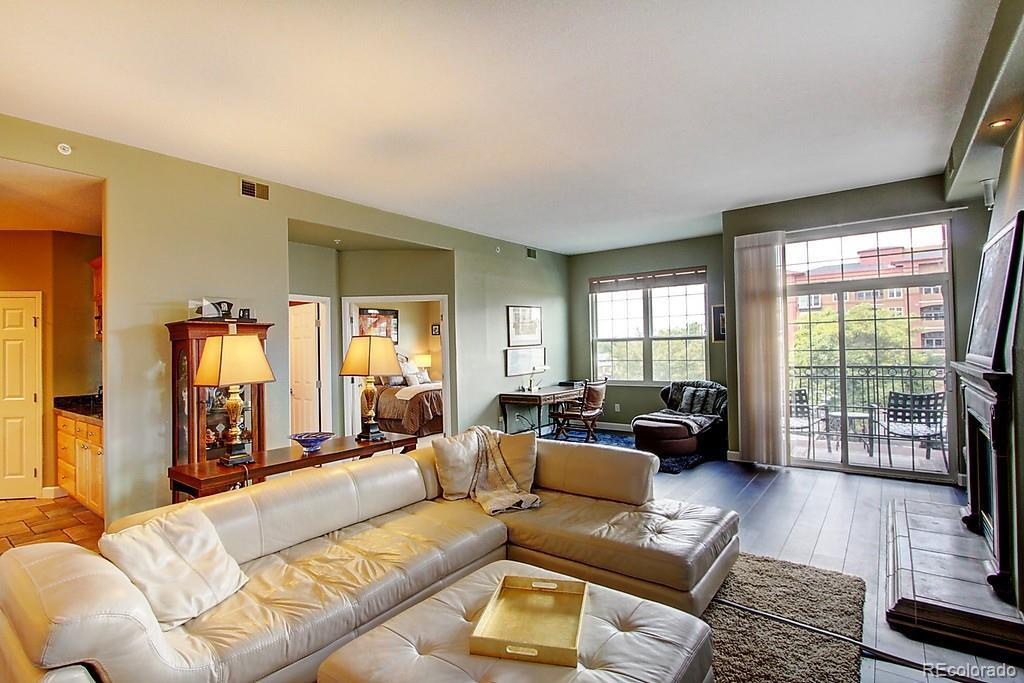Photo of home for sale at 1100 Cherokee Street, Denver CO