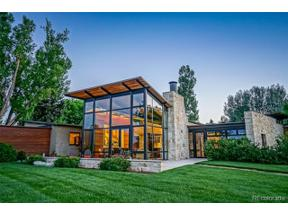 Property for sale at 7983 Valmont Road, Boulder,  Colorado 80301