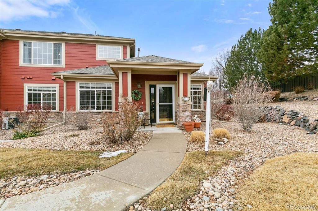 Photo of home for sale at 13789 Legend Trail, Broomfield CO