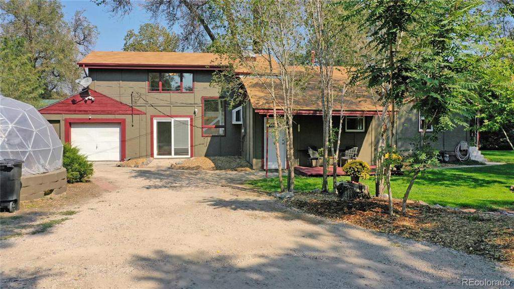Photo of home for sale at 865 Depew Street, Lakewood CO
