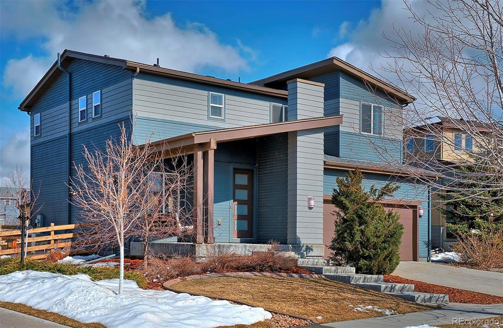 Photo of home for sale at 10070 Richfield Street, Commerce City CO