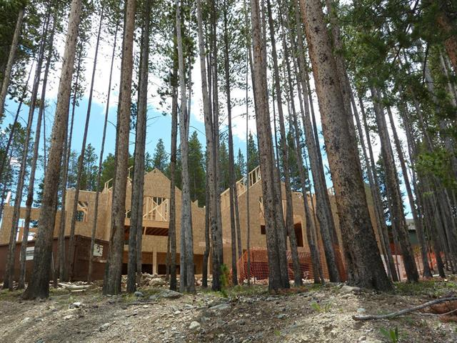 Photo of home for sale at 20 New England Drive, Breckenridge CO