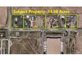 Property for sale at 21701 East 26th Avenue, Aurora,  Colorado 80019