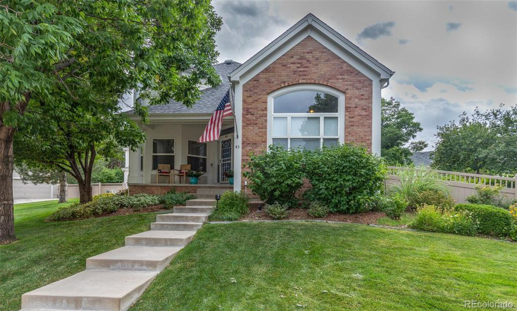 Photo of home for sale at 1011 Valentia Street S, Denver CO