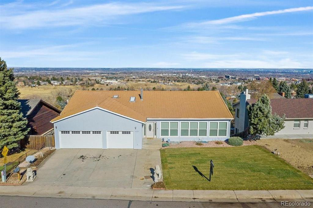 Photo of home for sale at 14031 Center Drive W, Lakewood CO