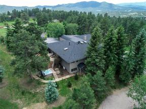 Property for sale at 1825 Foothills Drive South, Golden,  Colorado 80401