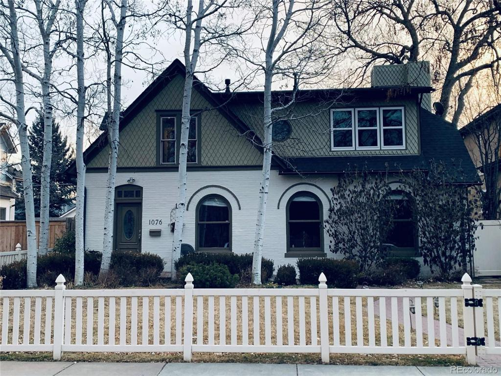 Photo of home for sale at 1076 High Street S, Denver CO
