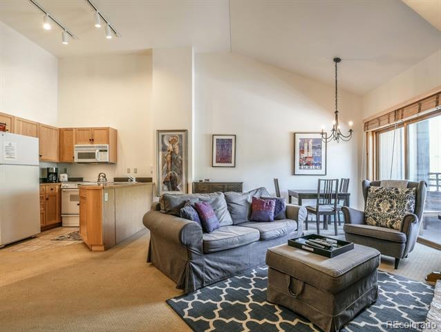 Photo of home for sale at 150 Dercum Square, Dillon CO
