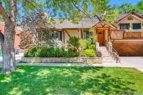 Photo of home for sale at 2335 5th Avenue E, Denver CO