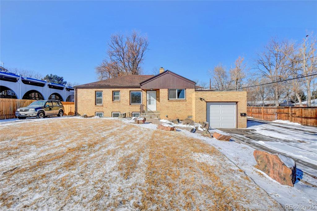 Photo of home for sale at 4685 Wadsworth Boulevard, Wheat Ridge CO