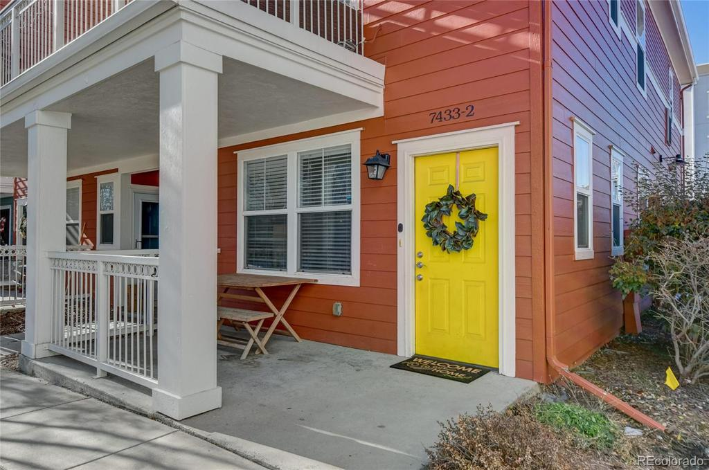 Photo of home for sale at 7433 26th Avenue E, Denver CO