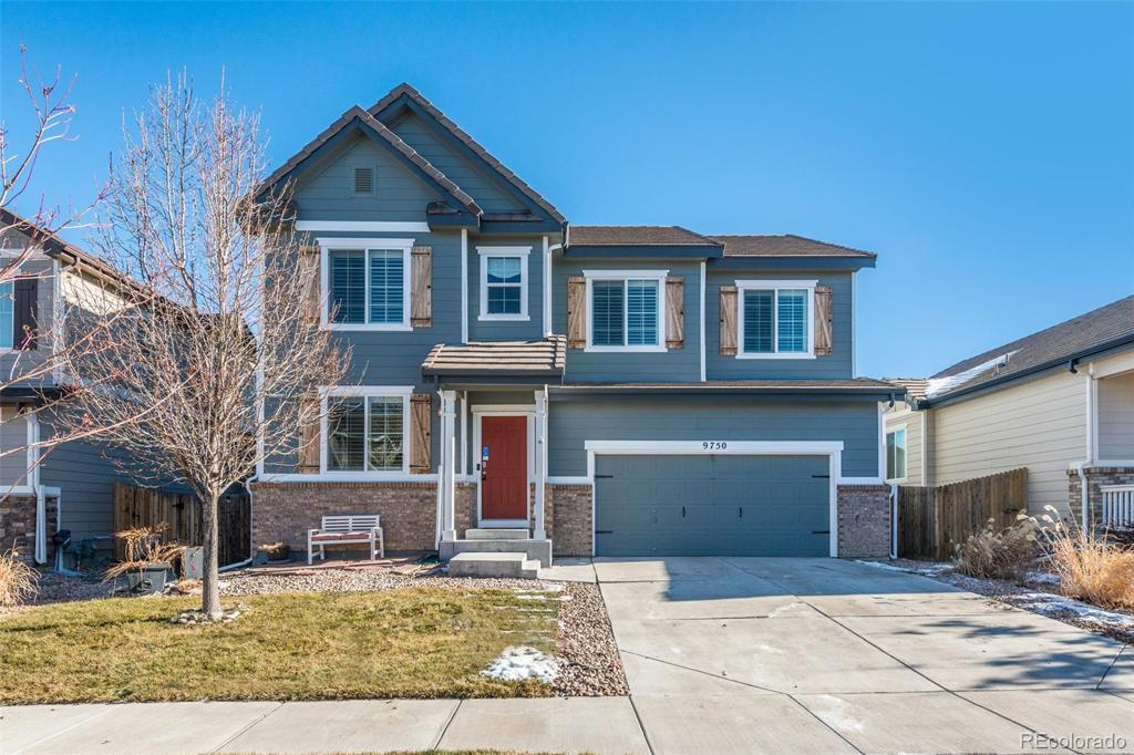 Photo of home for sale at 9750 Memphis Street, Commerce City CO