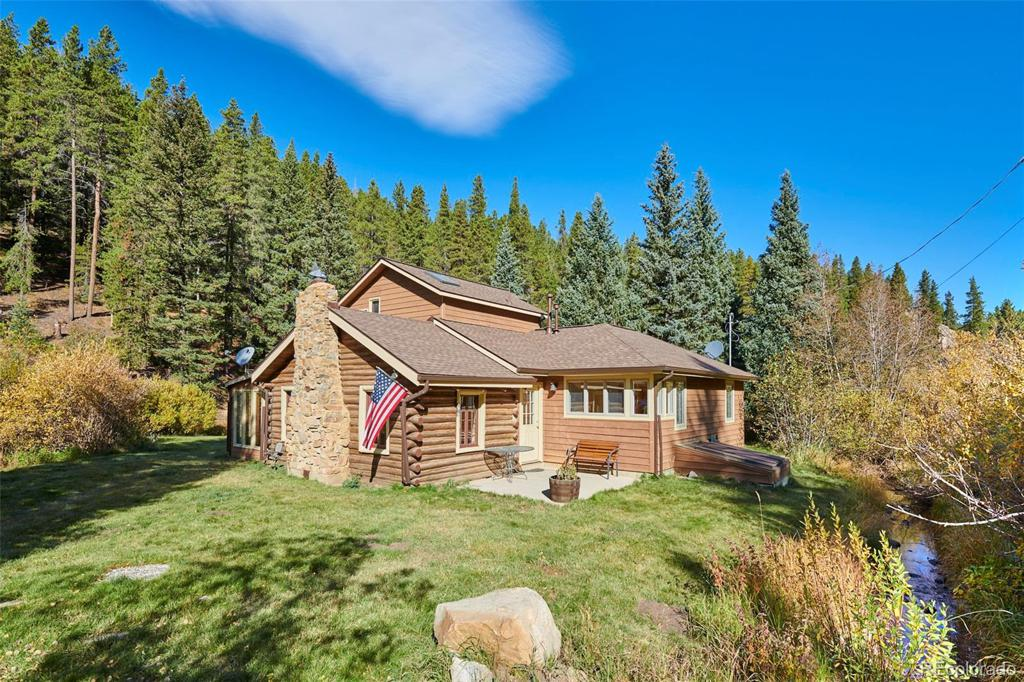 Photo of home for sale at 2919 Beaver Creek Road S, Black Hawk CO