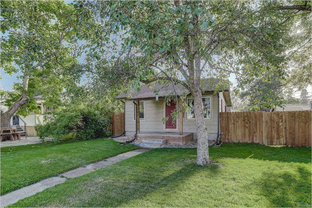 Photo of home for sale at 4186 Lincoln Street S, Englewood CO
