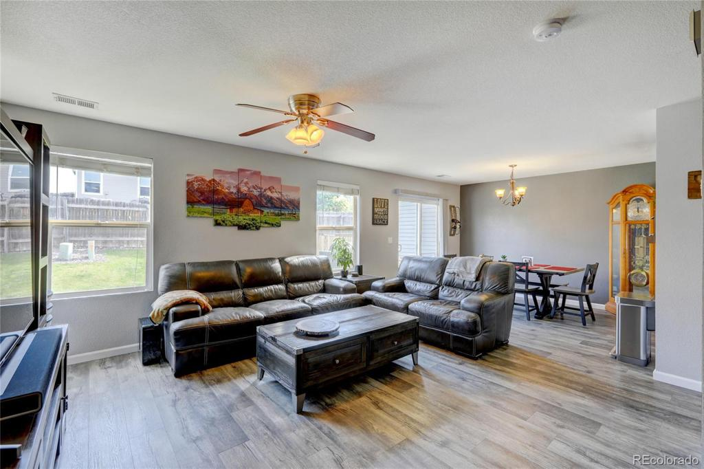 Photo of home for sale at 5425 Picadilly Court S, Aurora CO