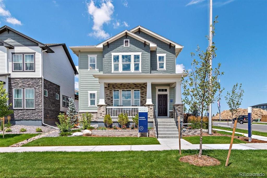 Photo of home for sale at 6047 Netherland Court N, Aurora CO