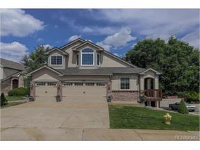 Property for sale at 7483 La Quinta Lane, Lone Tree,  Colorado 80124