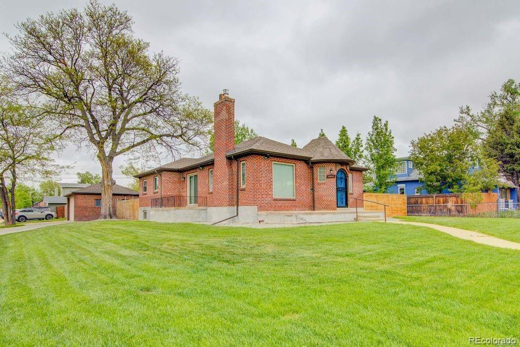 Photo of home for sale at 1601 Utica Street, Denver CO