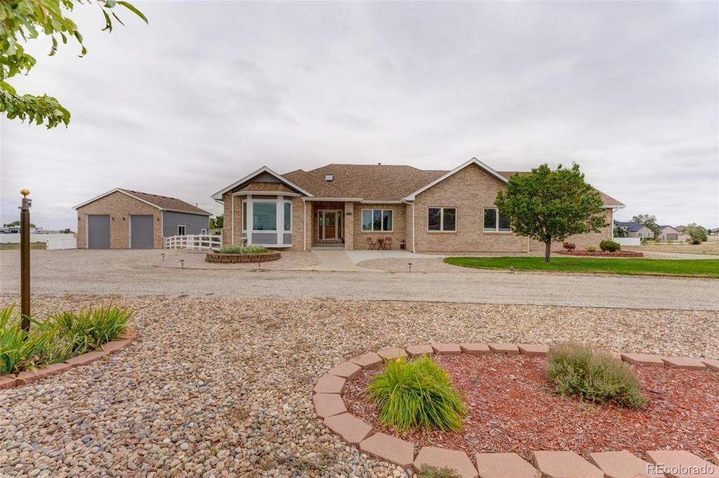 Photo of home for sale at 14578 Meadow Woods Street N, Brighton CO
