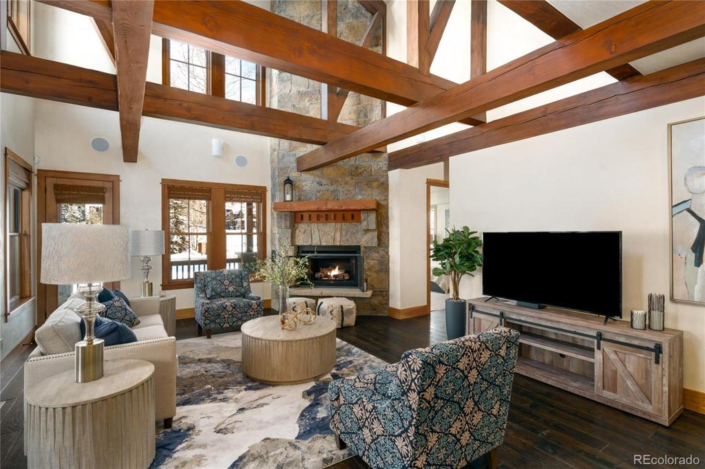 Photo of home for sale at 2115 Indian Summer Drive, Steamboat Springs CO