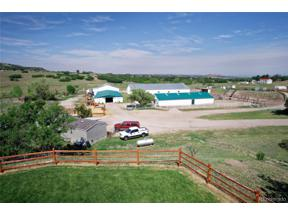 Property for sale at 873 Lake Gulch Road, Castle Rock,  Colorado 80104