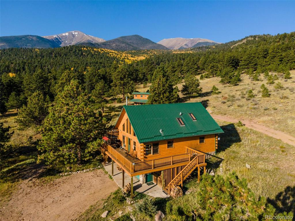 Photo of home for sale at 920 Co Road 124, Westcliffe CO