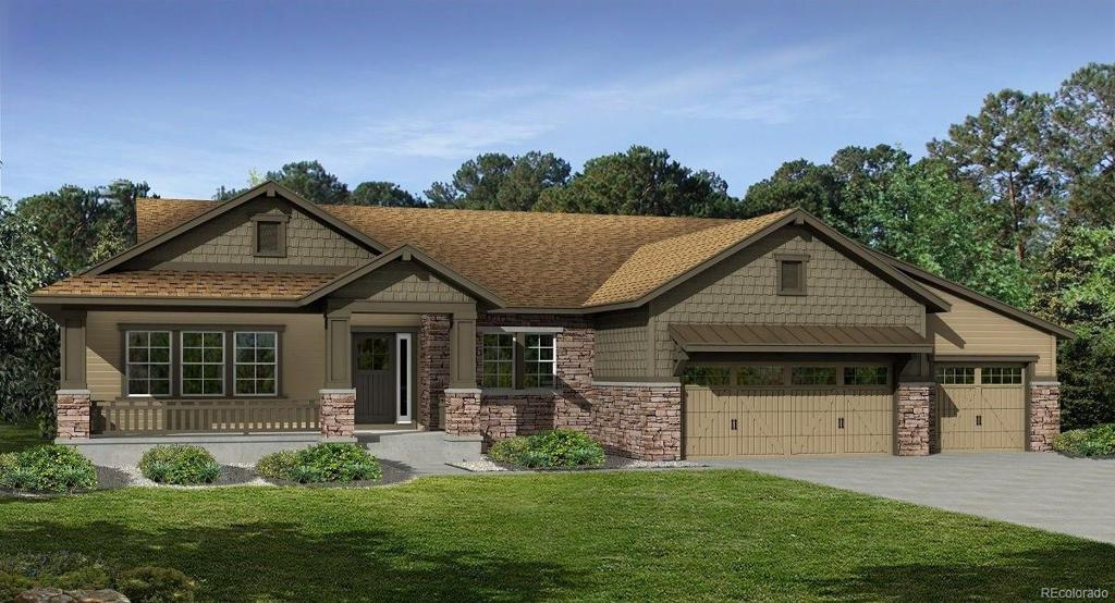 Photo of home for sale at 2226 Sedgewick Court, Longmont CO