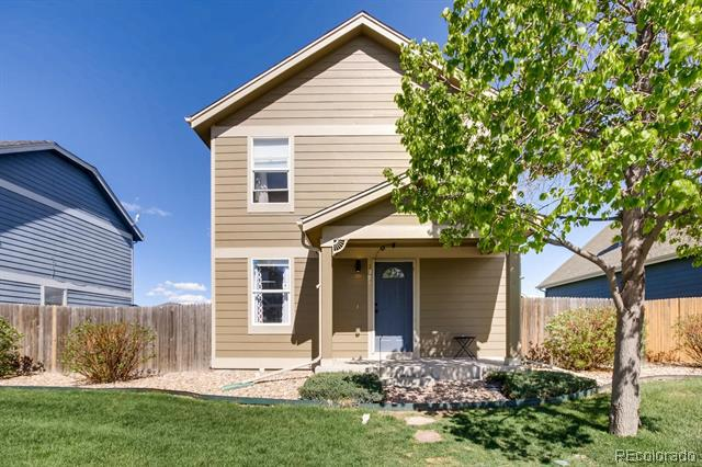 Photo of home for sale at 2996 Renshaw Street, Strasburg CO
