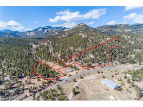 Property for sale at 12517 Calfee Gulch Road, Conifer,  Colorado 80433