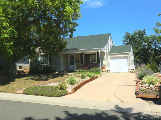 Photo of home for sale at 7920 Raleigh Street, Westminster CO