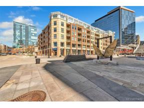 Property for sale at 1610 Little Raven Street Unit: 515, Denver,  Colorado 80202
