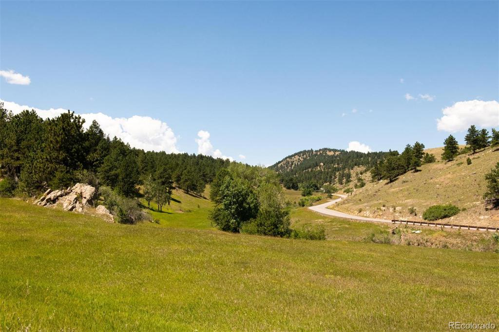 Photo of home for sale at Lot 2 Legacy Ranch, Evergreen CO