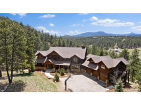 Property for sale at 1858 Kerr Gulch Road, Evergreen,  Colorado 80439