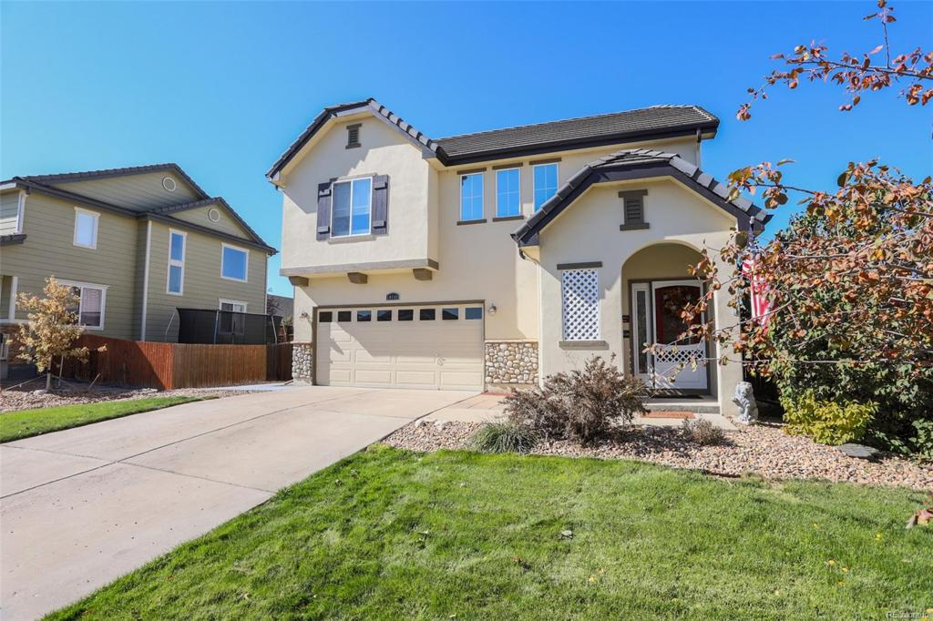 Photo of home for sale at 10149 Jasper Street, Commerce City CO