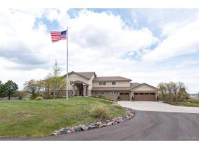 Property for sale at 1471 Olde Happy Canon Road, Castle Pines,  Colorado 80108