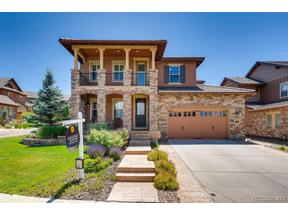 Property for sale at 474 Pine Flower Court, Highlands Ranch,  Colorado 80126