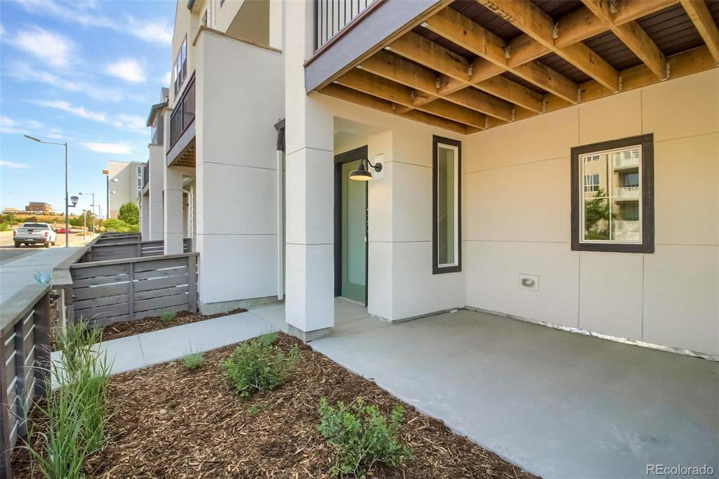 Photo of home for sale at 8309 Parkland Street, Broomfield CO