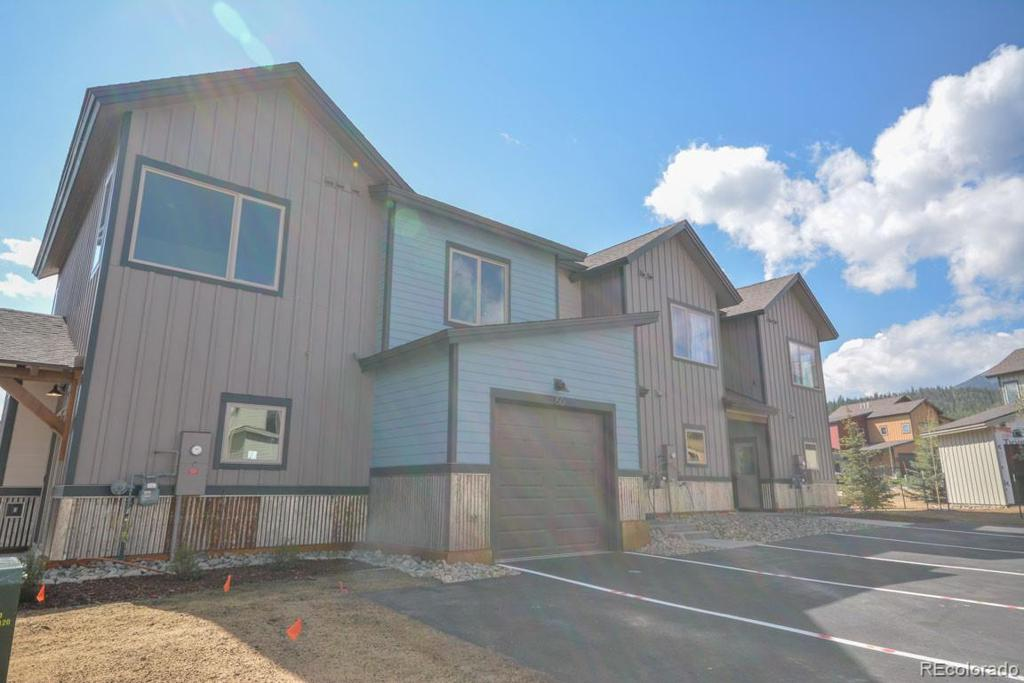 Photo of home for sale at 96 Filly Lane, Silverthorne CO