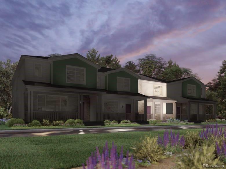 Photo of home for sale at 21031 60th Avenue E, Aurora CO