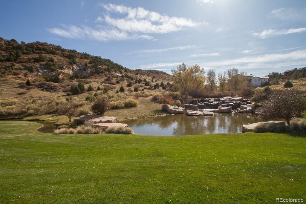 Photo of home for sale at 8069 Paradiso Court, Littleton CO