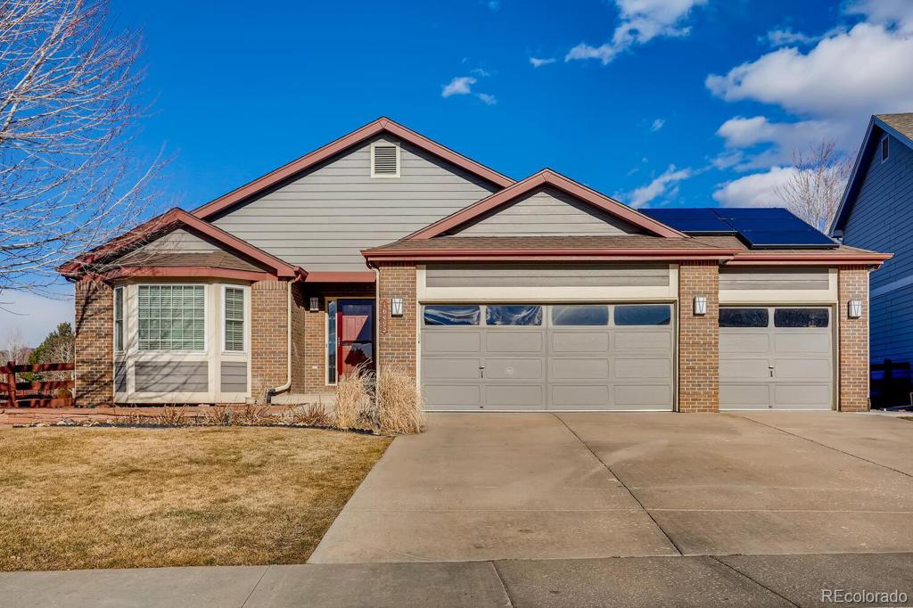 Photo of home for sale at 16493 61st Place W, Arvada CO