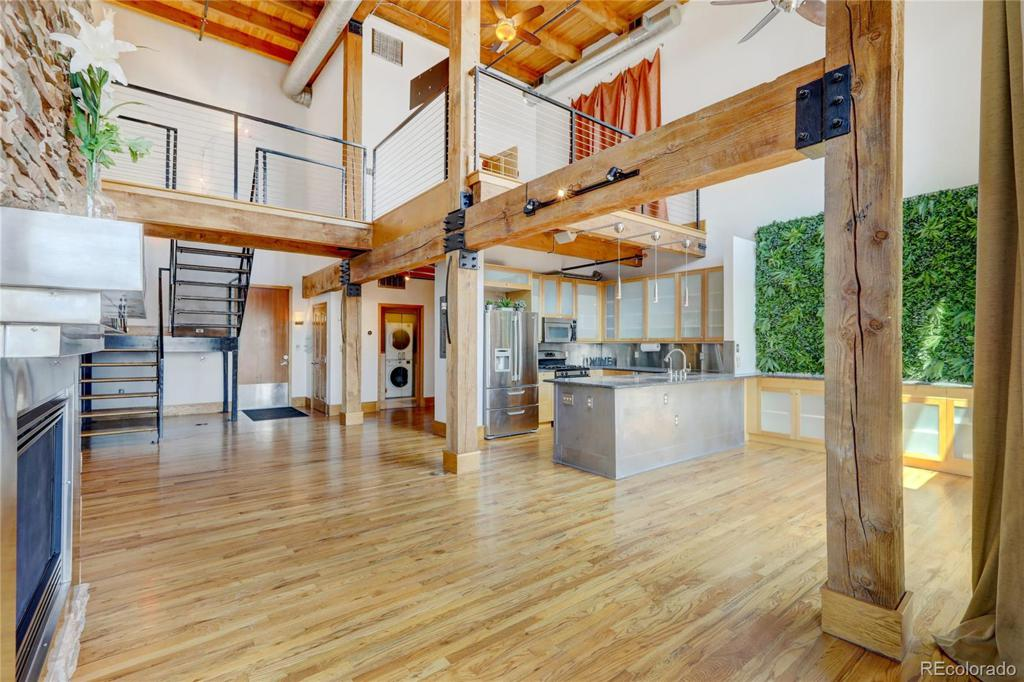 Photo of home for sale at 2960 Inca Street, Denver CO