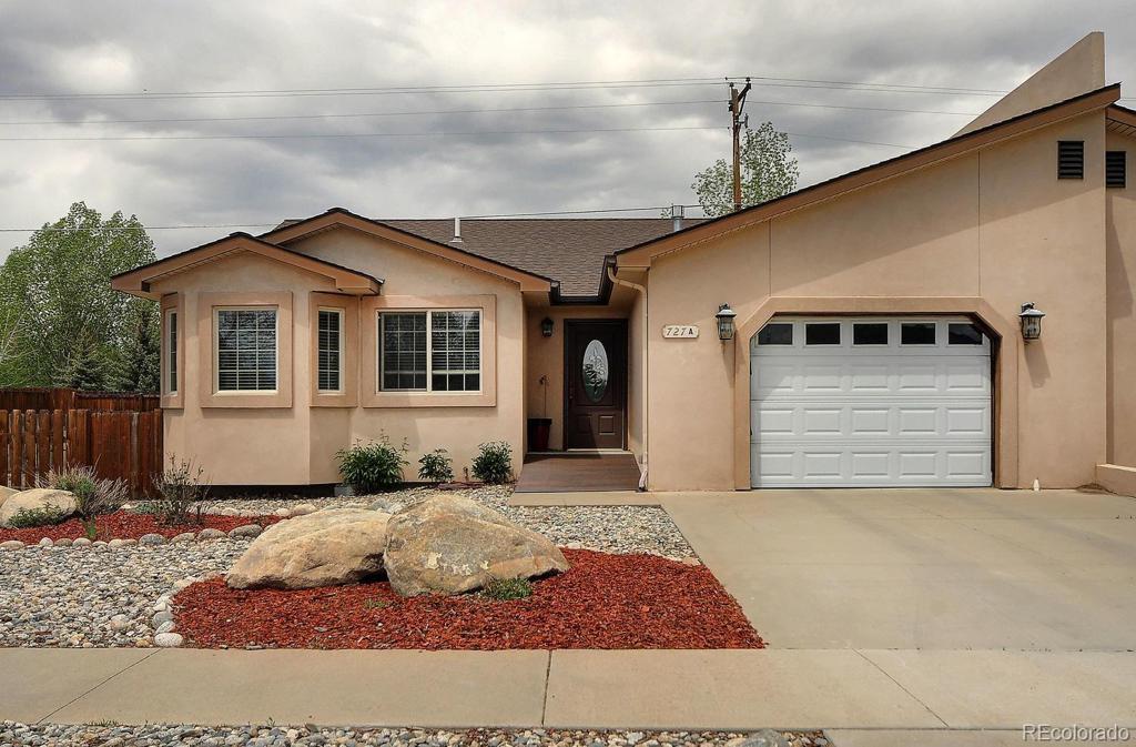 Photo of home for sale at 727 Marquette Avenue, Buena Vista CO
