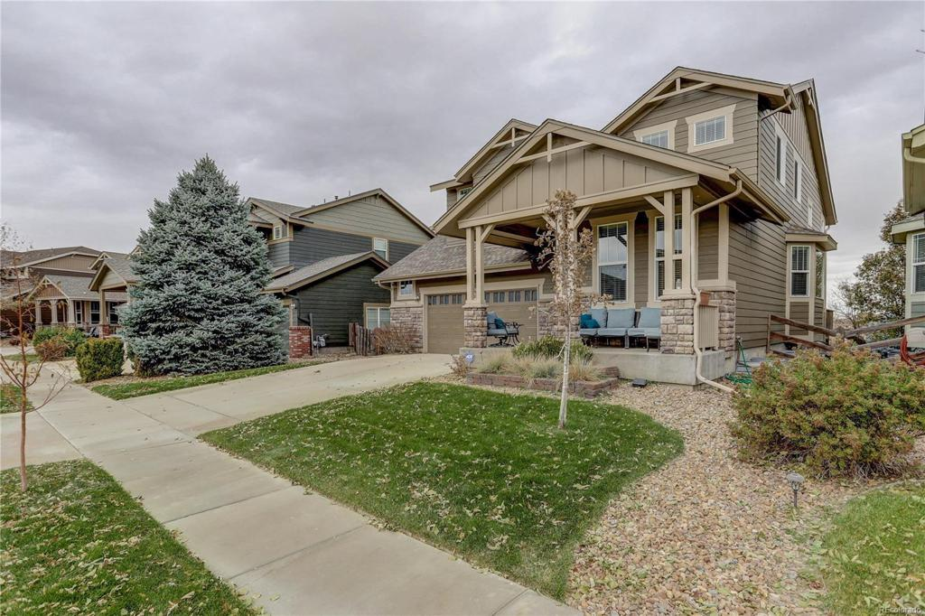 Photo of home for sale at 16161 119th Avenue E, Commerce City CO