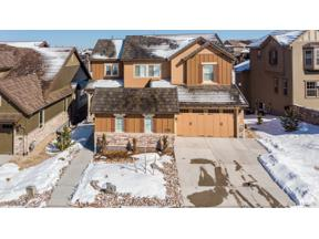 Property for sale at 10626 Greycliffe Drive, Highlands Ranch,  Colorado 80126