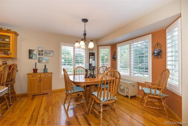 Photo of home for sale at 496 Candelaria Drive, Loveland CO