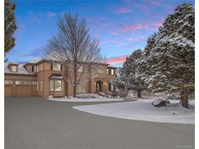 Property for sale at 1400 Castle Pointe Drive, Castle Rock,  Colorado 80104