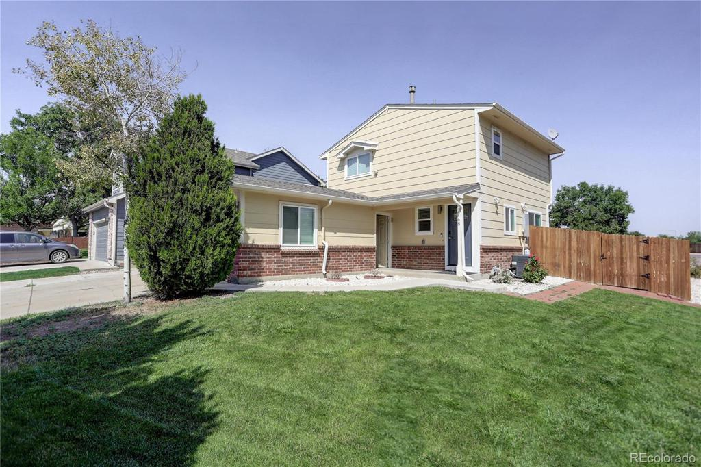 Photo of home for sale at 12768 Forest Street, Thornton CO