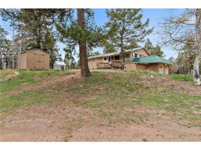 Property for sale at 12322 S Wamblee Valley Road, Conifer,  Colorado 80433