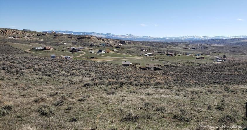 Photo of home for sale at TBD Silver Sage, Craig CO